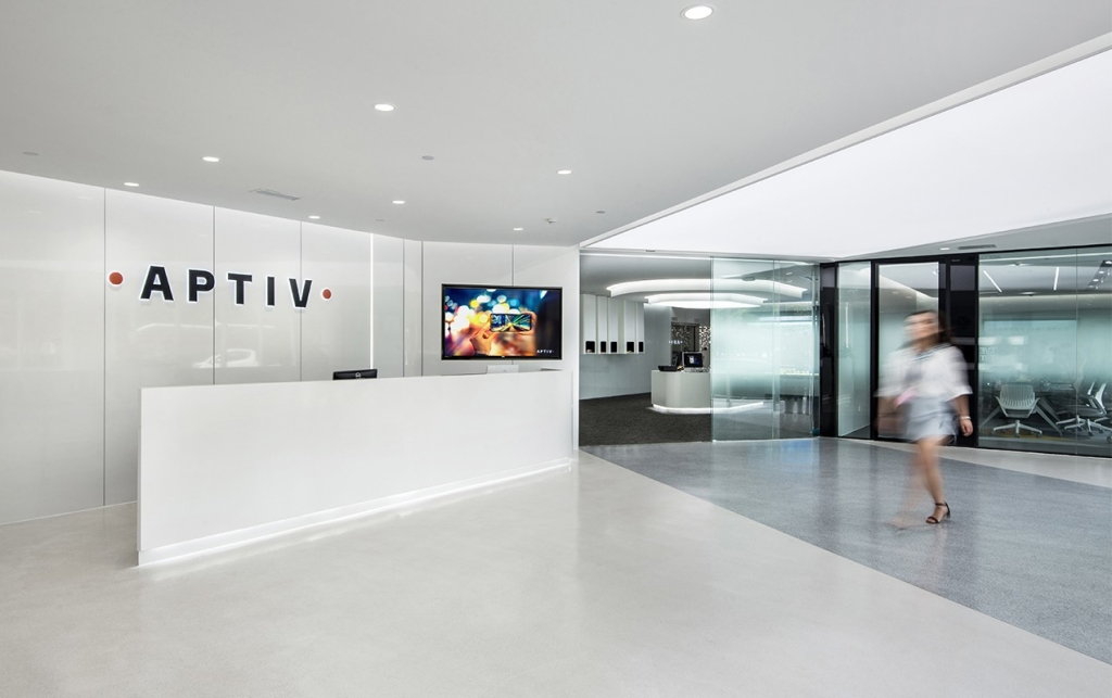 APTIV Shanghai Office